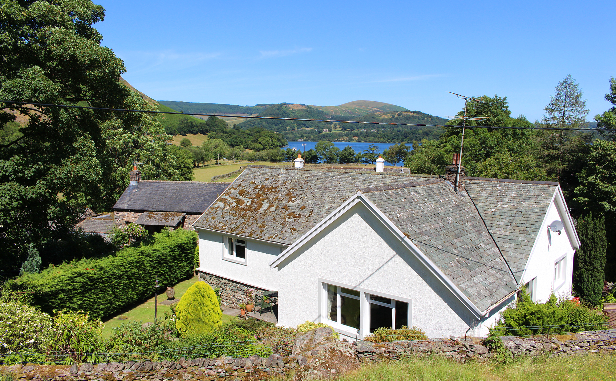 Dog friendly holiday cottage Ullswater- Low Gale